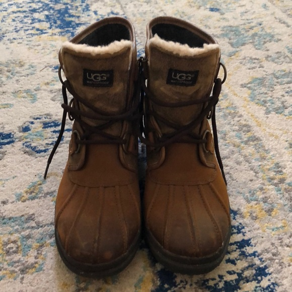 Ugg Waterproof Womens All Weather Boots